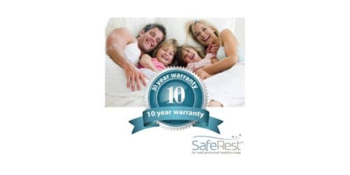 Saferest Premium Hypoallergenic Waterproof Mattress Protector Reviews (3)