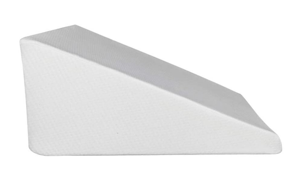are wedge pillows good for back pain